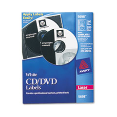 AVE5698 - Avery® CD/DVD Labels
