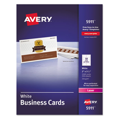 AVE5911 - Avery® Business Cards