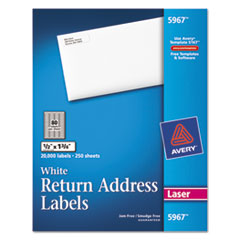 AVE5967 - Avery® Mailing Labels