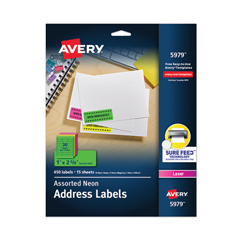 AVE5979 - Avery® High-Visibility Labels