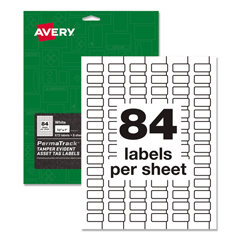 AVE60534 - Avery® PermaTrack® Tamper-Evident Asset Tag Labels