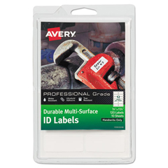AVE61521 - Avery® Durable Permanent Multi-Surface ID Labels