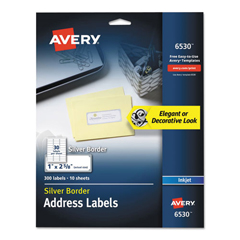 AVE6530 - Avery® Easy Peel® Address Labels with Border