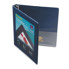 AVE68051 - Avery® Framed View Binder with Gap Free™ Slant Rings