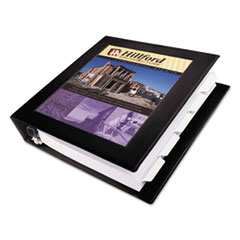 AVE68058 - Avery® Framed View Binder with Gap Free™ Slant Rings