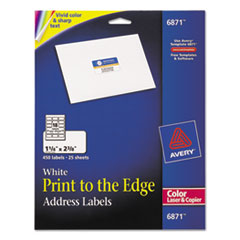 AVE6871 - Avery® Mailing Labels