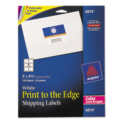 AVE6874 - Avery® Mailing Labels