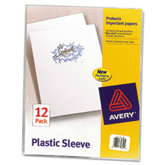 AVE72311 - Avery® Polypropylene Plastic Sleeves