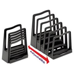 AVE73523 - Avery® Adjustable 5-Slot File Rack
