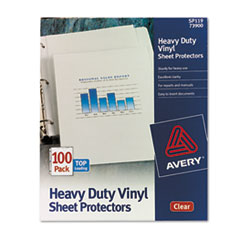 AVE73900 - Avery® Top-Loading Legal Size Sheet Protector