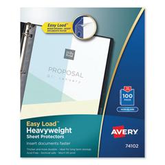 AVE74102 - Avery® Nonglare Finish Sheet Protector