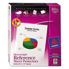 AVE74401 - Avery® Nonglare Finish Sheet Protector