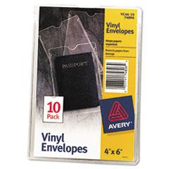 AVE74806 - Avery® Vinyl Envelope