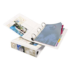 AVE79192 - Avery® Extra-Wide Heavy-Duty View Binder with One Touch EZD® Ring