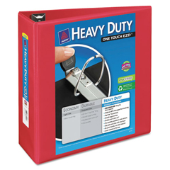 AVE79326 - Avery® Heavy-Duty View Binder with Locking One Touch EZD Rings