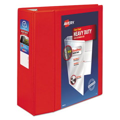 AVE79327 - Avery® Heavy-Duty View Binder with Locking One Touch EZD Rings