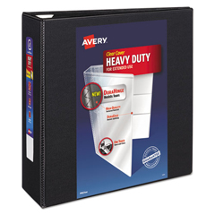 AVE79604 - Avery® Extra-Wide Heavy-Duty View Binder with One Touch EZD® Ring