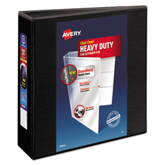 AVE79693 - Avery® Extra-Wide Heavy-Duty View Binder with One Touch EZD® Ring