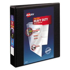 AVE79695 - Avery® Extra-Wide Heavy-Duty View Binder with One Touch EZD® Ring
