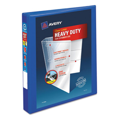 AVE79772 - Avery® Heavy-Duty View Binder with Locking One Touch EZD™ Rings