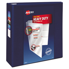 AVE79804 - Avery® Extra-Wide Heavy-Duty View Binder with One Touch EZD® Ring