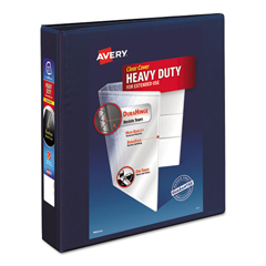 AVE79805 - Avery® Extra-Wide Heavy-Duty View Binder with One Touch EZD® Ring