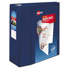 AVE79806 - Avery® Extra-Wide Heavy-Duty View Binder with One Touch EZD® Ring