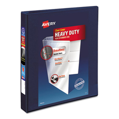 AVE79809 - Avery® Extra-Wide Heavy-Duty View Binder with One Touch EZD® Ring