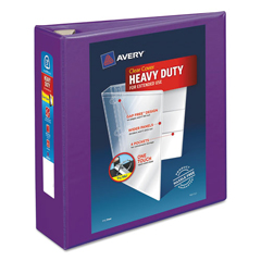 AVE79810 - Avery® Heavy-Duty View Binder with Locking One Touch EZD™ Rings