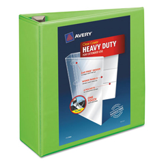 AVE79812 - Avery® Heavy-Duty View Binder with Locking One Touch EZD™ Rings