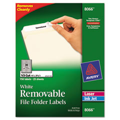 AVE8066 - Avery® Removable File Folder Labels