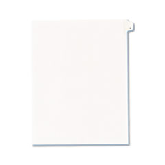 AVE82163 - Avery® Collated Legal Dividers Allstate® Style Side Tab