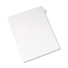 AVE82165 - Avery® Collated Legal Dividers Allstate® Style Side Tab