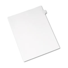AVE82166 - Avery® Collated Legal Dividers Allstate® Style Side Tab
