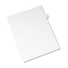 AVE82169 - Avery® Collated Legal Dividers Allstate® Style Side Tab