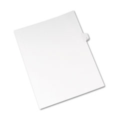 AVE82172 - Avery® Collated Legal Dividers Allstate® Style Side Tab