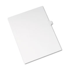AVE82173 - Avery® Collated Legal Dividers Allstate® Style Side Tab