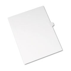 AVE82174 - Avery® Collated Legal Dividers Allstate® Style Side Tab