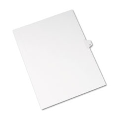 AVE82175 - Avery® Collated Legal Dividers Allstate® Style Side Tab