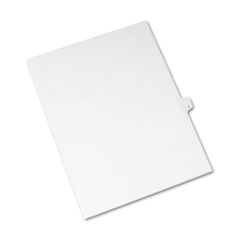 AVE82178 - Avery® Collated Legal Dividers Allstate® Style Side Tab