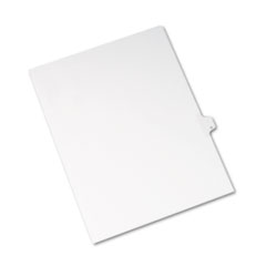 AVE82179 - Avery® Collated Legal Dividers Allstate® Style Side Tab