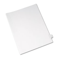 AVE82186 - Avery® Collated Legal Dividers Allstate® Style Side Tab