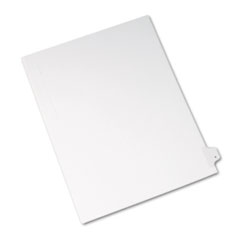 AVE82187 - Avery® Collated Legal Dividers Allstate® Style Side Tab