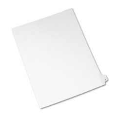 AVE82188 - Avery® Collated Legal Dividers Allstate® Style Side Tab