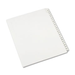 AVE82189 - Avery® Collated Legal Dividers Allstate® Style Side Tab