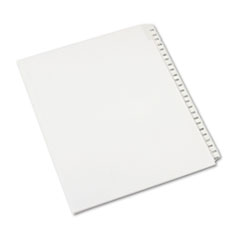 AVE82190 - Avery® Collated Legal Dividers Allstate® Style Side Tab