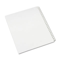 AVE82191 - Avery® Collated Legal Dividers Allstate® Style Side Tab