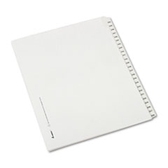 AVE82192 - Avery® Collated Legal Dividers Allstate® Style Side Tab