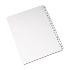 AVE82194 - Avery® Collated Legal Dividers Allstate® Style Side Tab