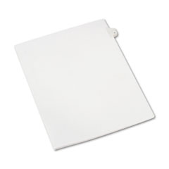AVE82202 - Avery® Collated Legal Dividers Allstate® Style Side Tab